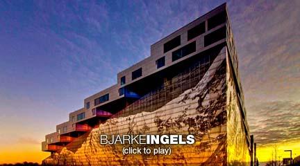 Bjarke Ingels: 3 racconti di architetture futuristiche