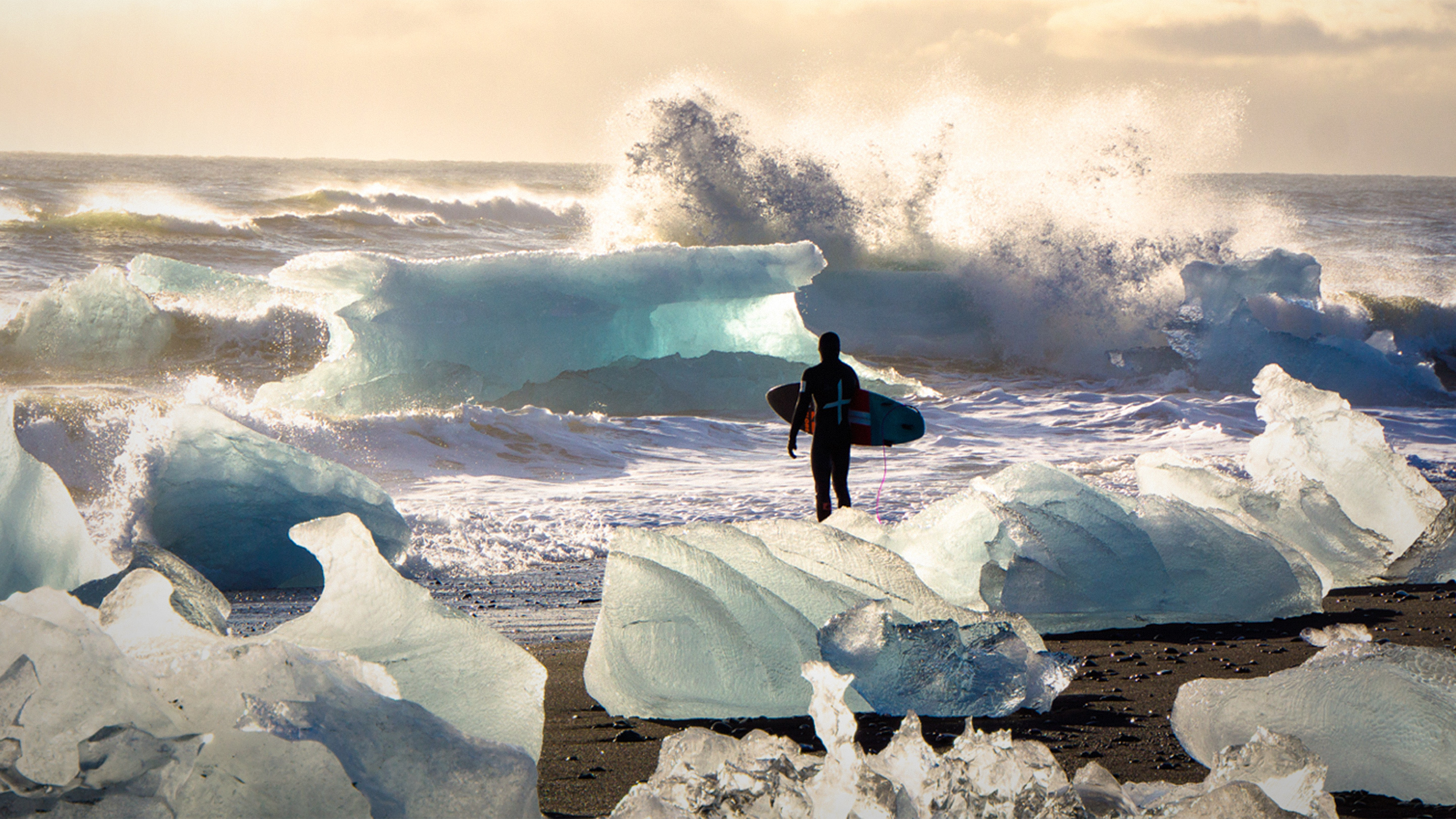 Chris Burkard: The joy of surfing in ice-cold water thumbnail
