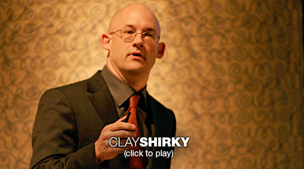 How cellphones, Twitter, Facebook can make history - Clay Shirky