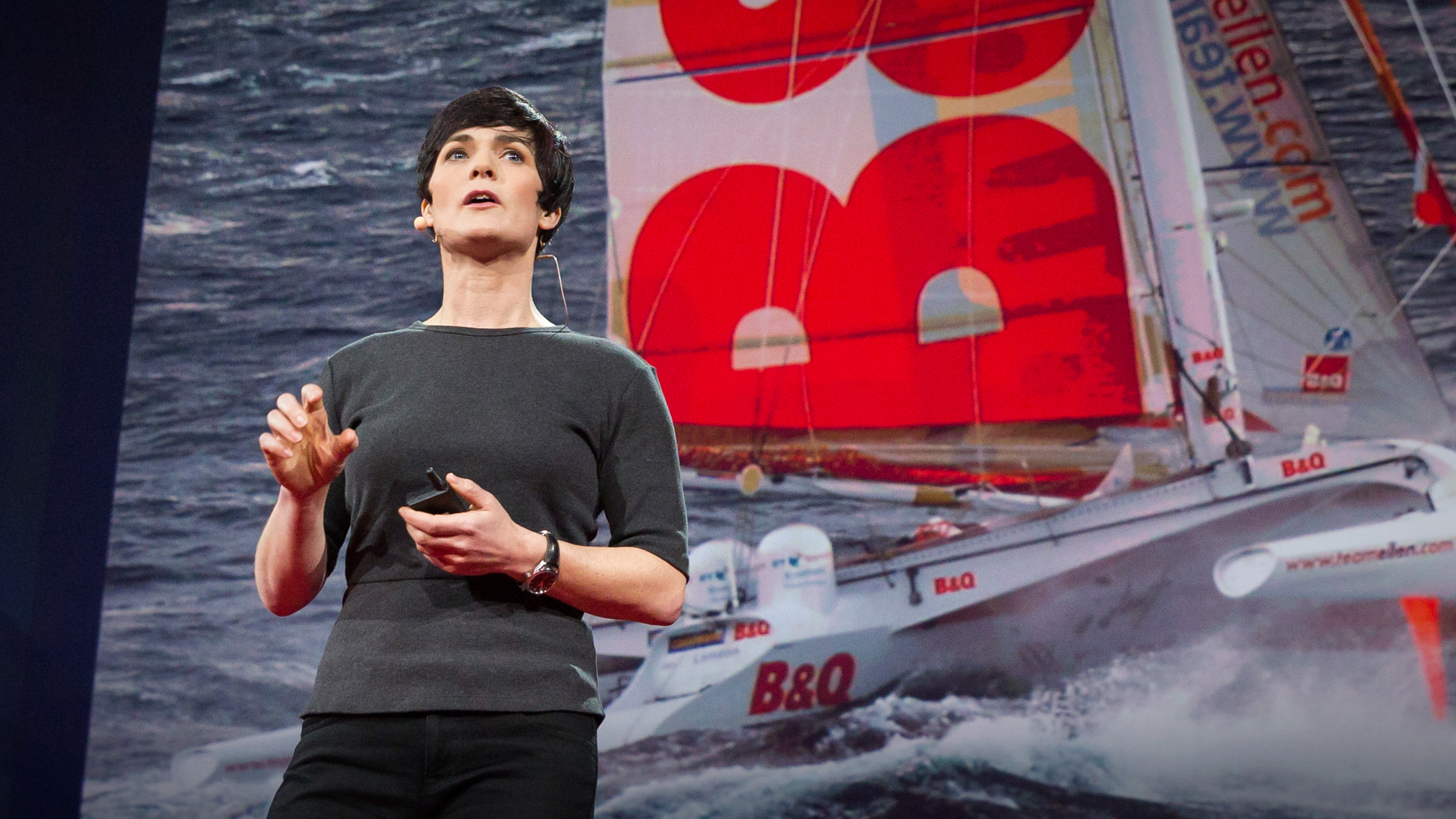 Dame Ellen MacArthur: The surprising thing I learned sailing solo around the world thumbnail