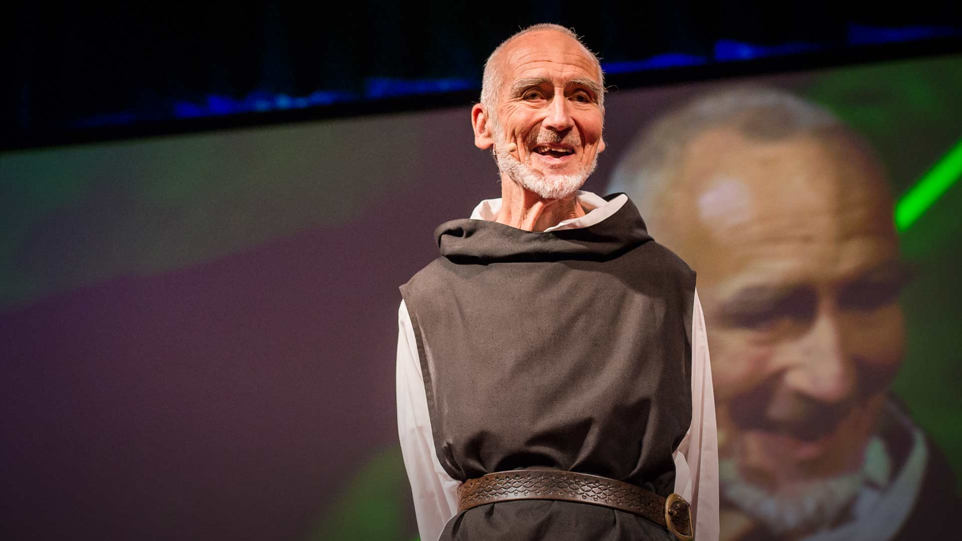 David Steindl-Rast: Want to be happy? Be grateful thumbnail