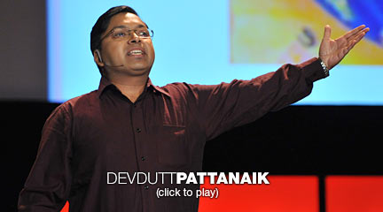 Devdutt Pattanaik: East vs. West -- the myths that mystify