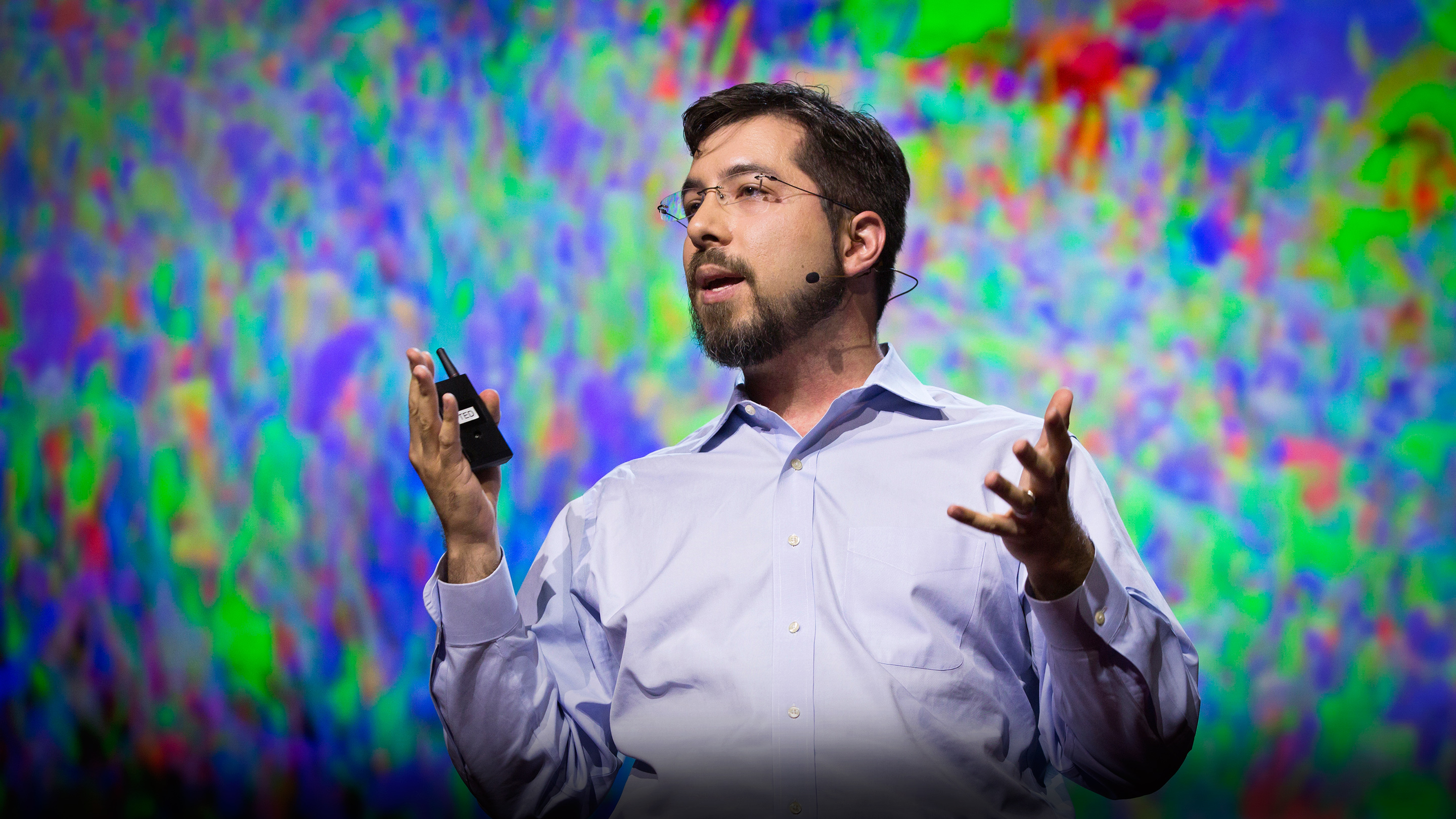 Ed Boyden: Baby diapers inspired this new way to study the brain thumbnail