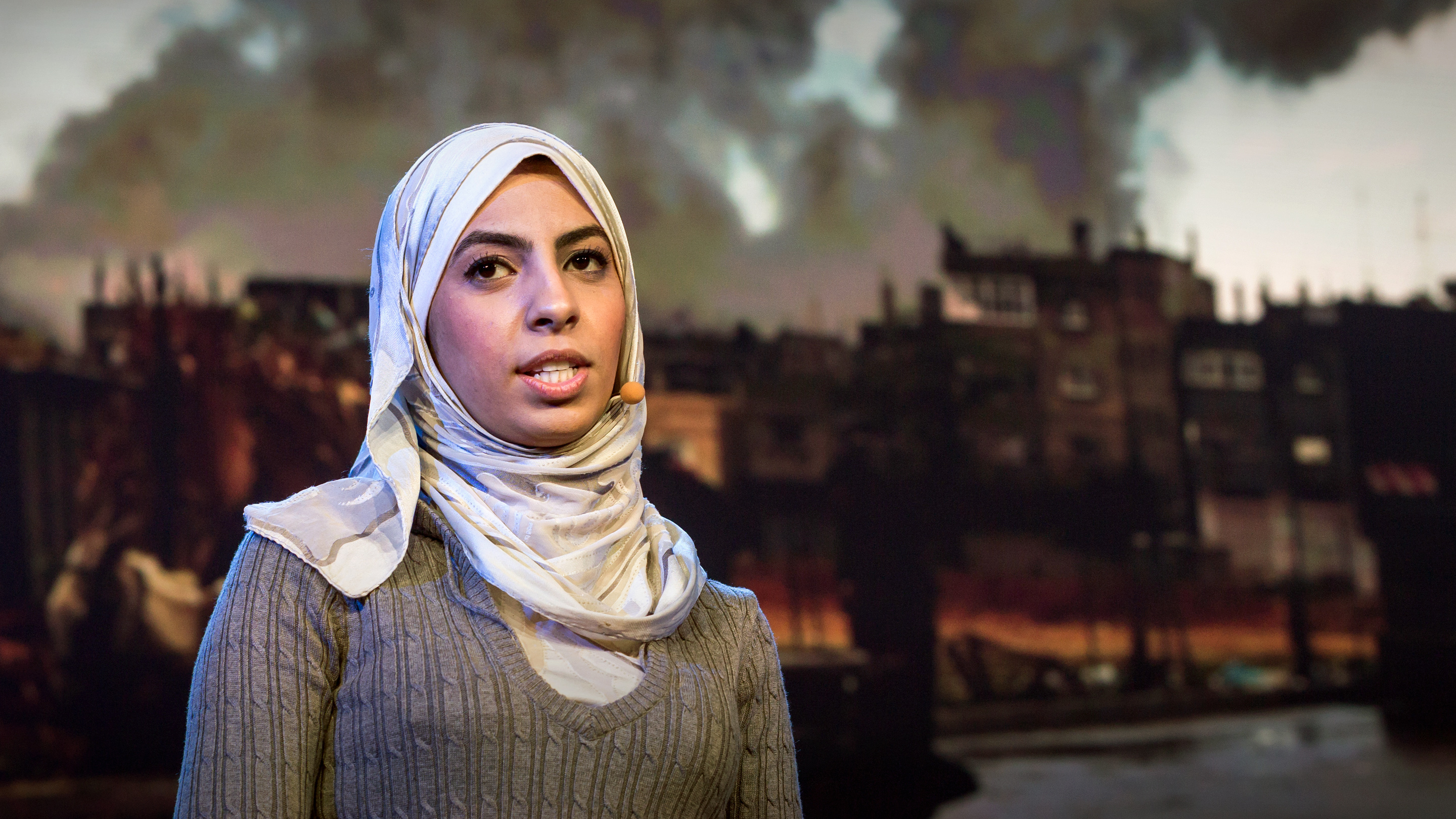 Eman Mohammed: The courage to tell a hidden story thumbnail