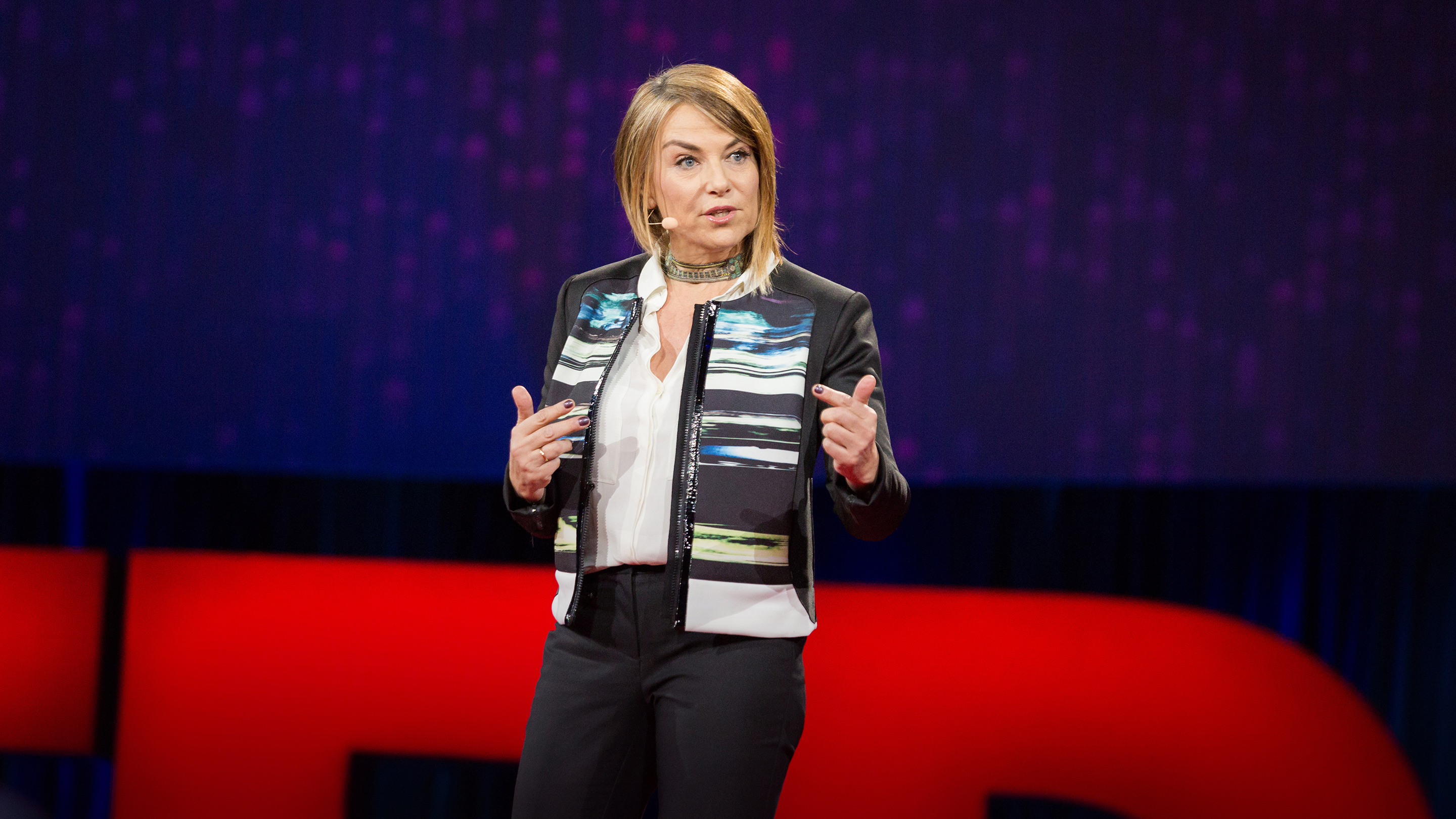 Esther Perel: Esther Perel: Rethinking infidelity ... a talk for anyone who has ever loved thumbnail