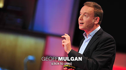 Geoff Mulgan: Il dopocrisi, investire in un mondo migliore