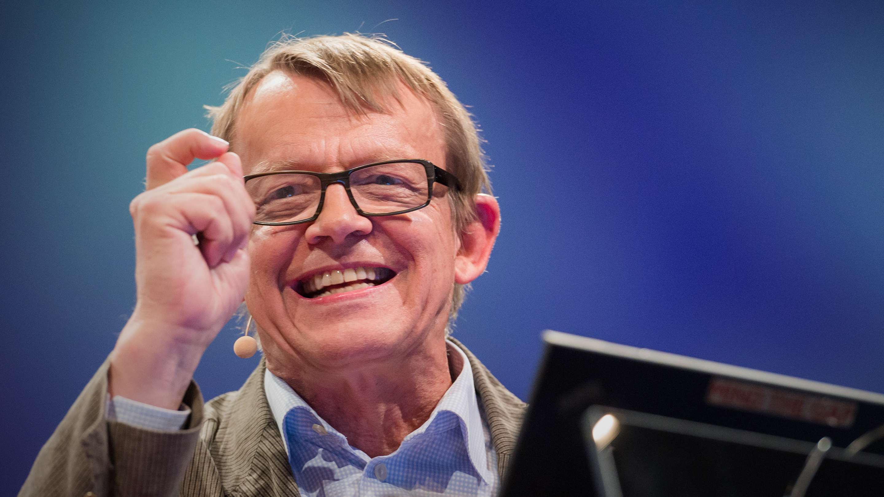 Hans and Ola Rosling: How not to be ignorant about the world thumbnail
