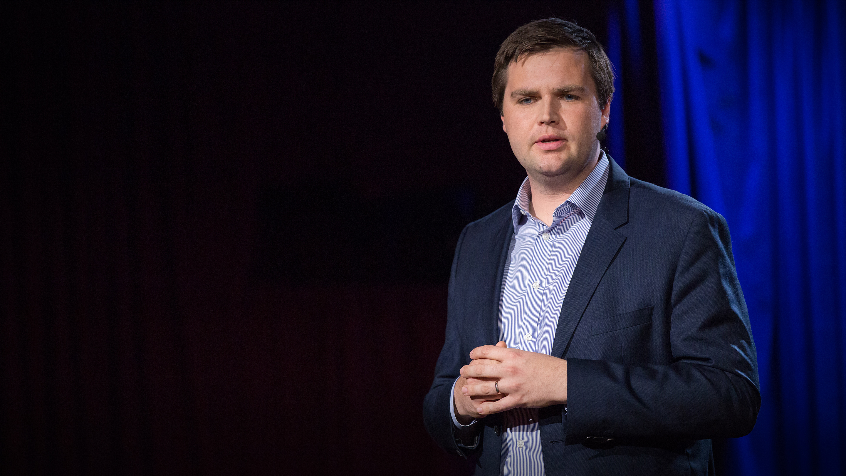 J.D. Vance: The struggles of America's forgotten working class thumbnail