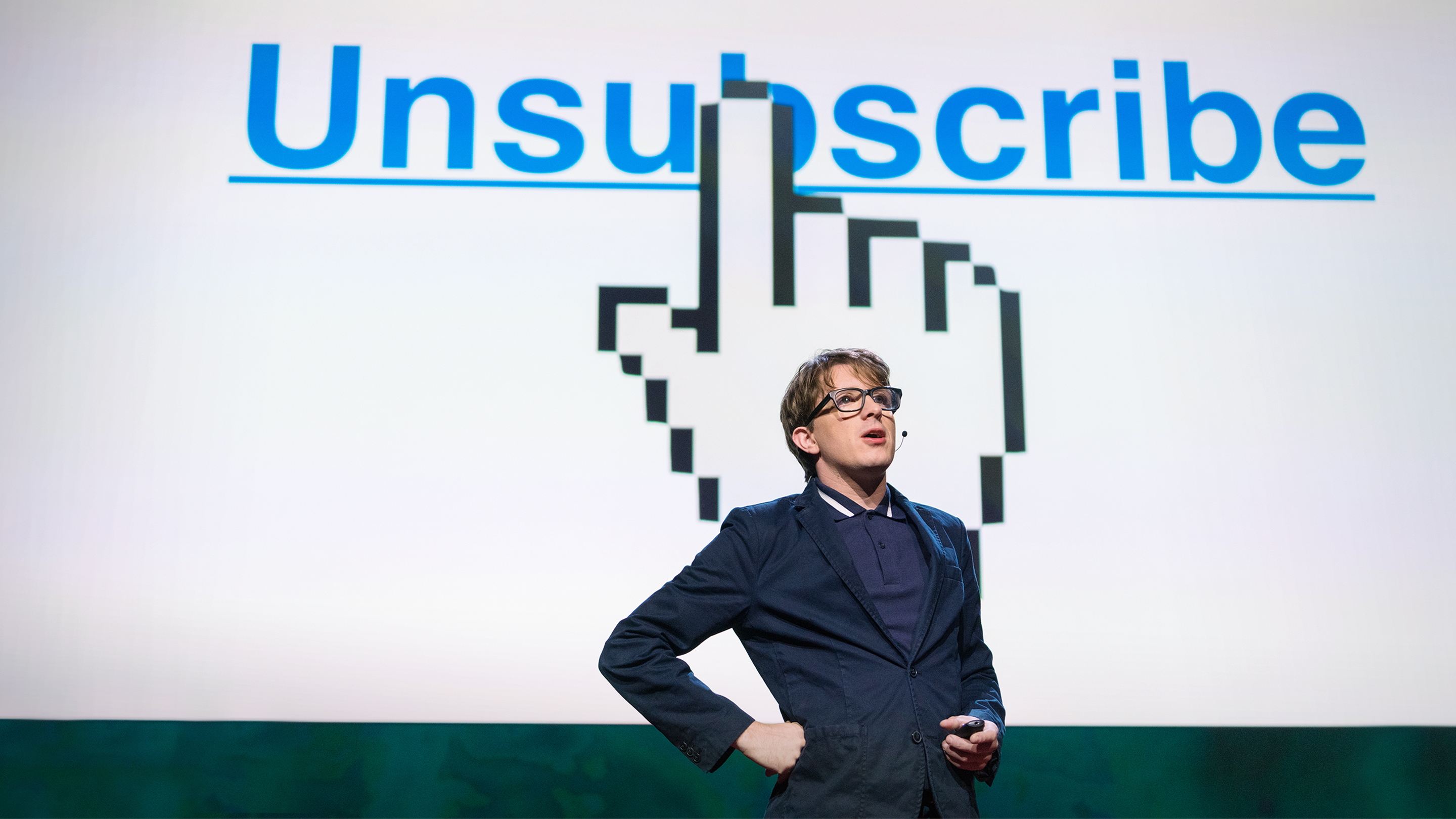 James Veitch: The agony of trying to unsubscribe thumbnail