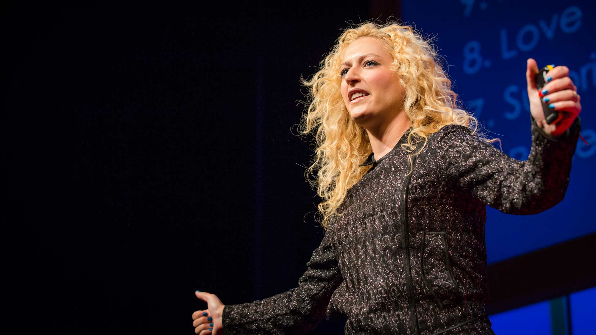 Jane McGonigal: Massively multi-player… thumb-wrestling? thumbnail
