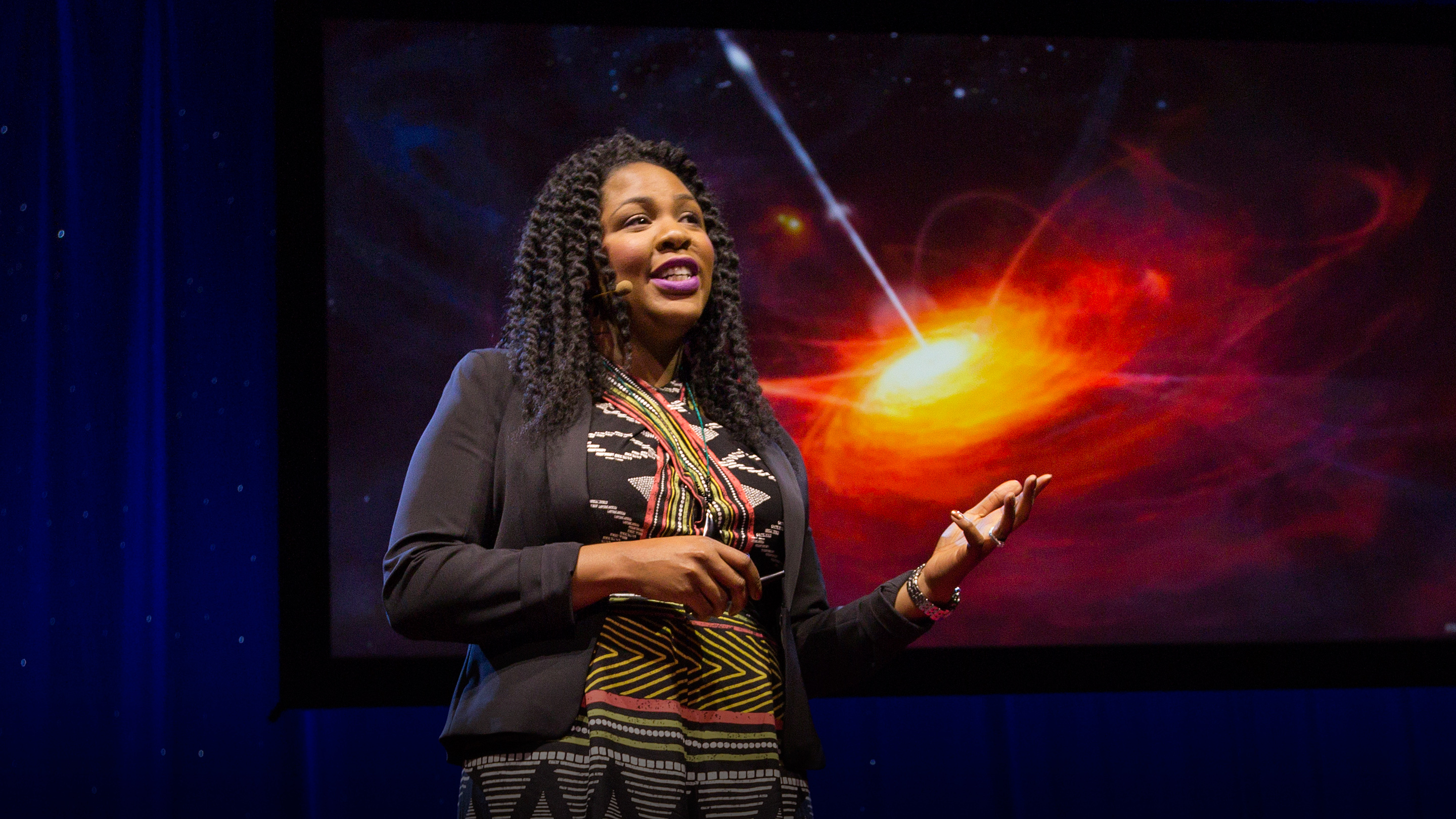 Jedidah Isler: How I fell in love with quasars, blazars and our incredible universe thumbnail