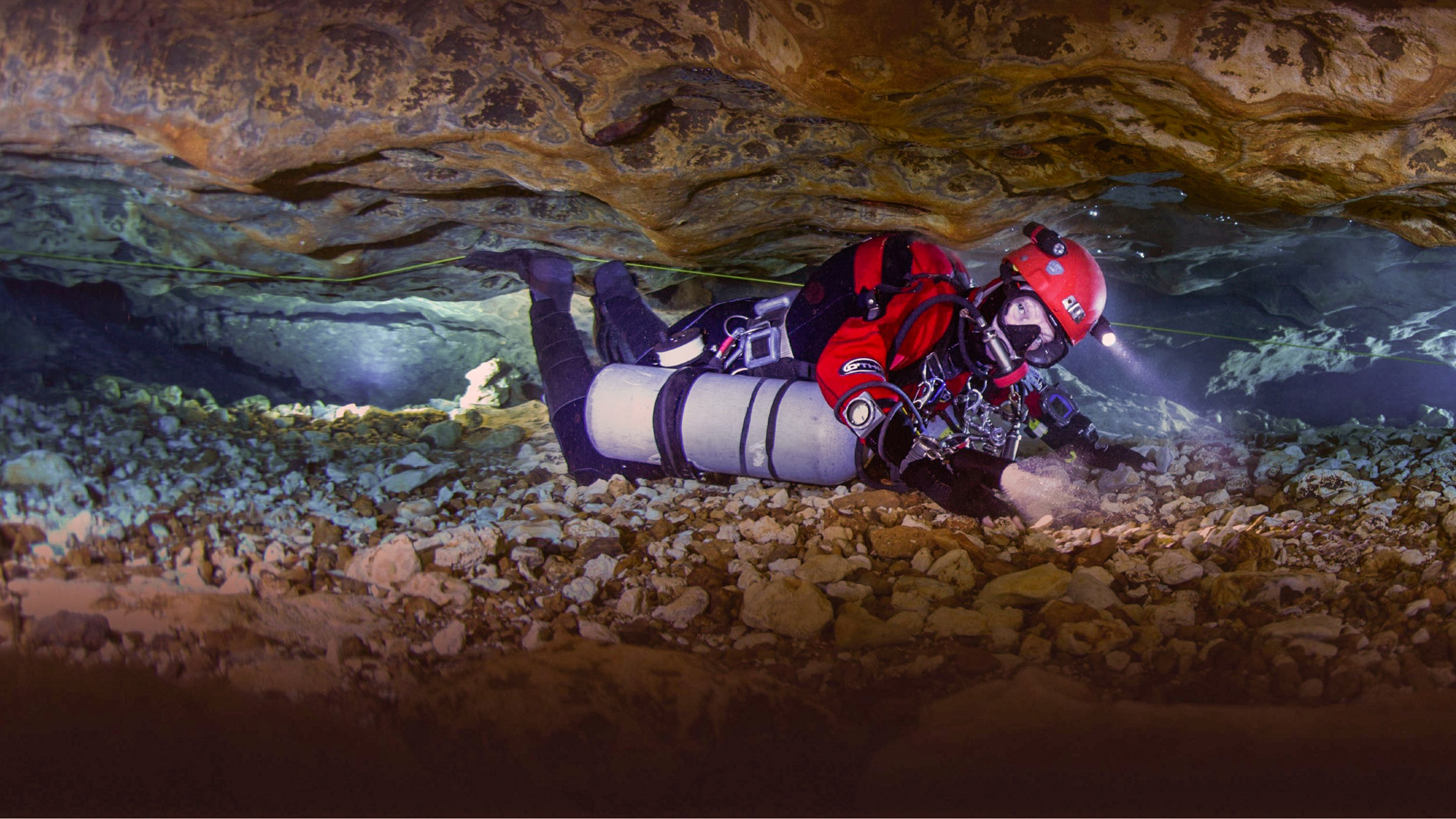 Jill Heinerth: The mysterious world of underwater caves thumbnail