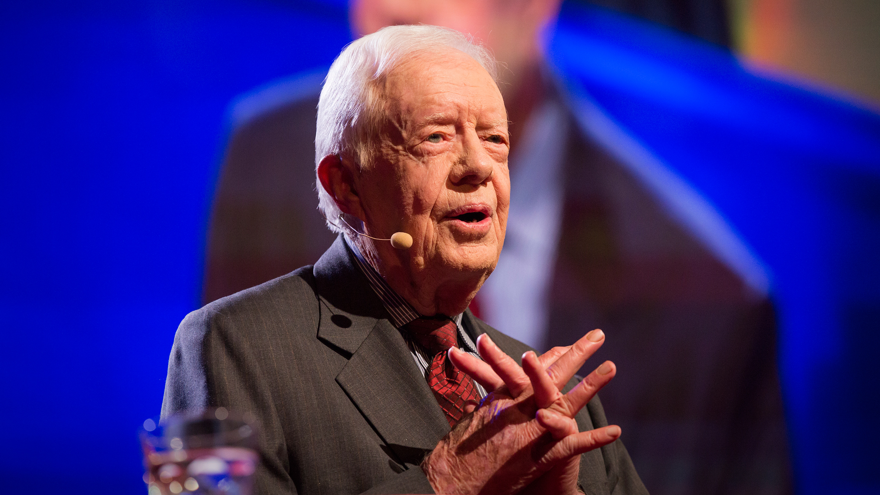 Jimmy Carter: Why I believe the mistreatment of women is the number one human rights abuse thumbnail