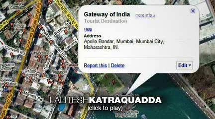 Lalitesh Katragadda: Le mappe possono combattere i disastri e sviluppare le economie