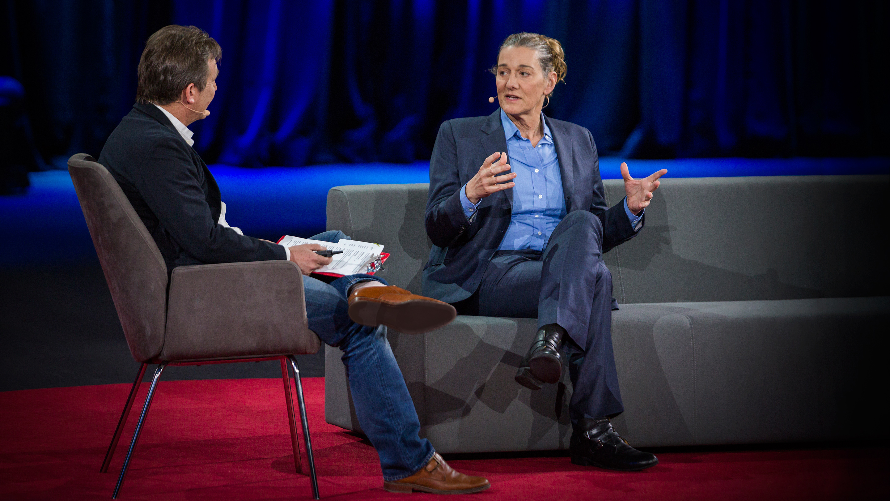 Martine Rothblatt: My daughter, my wife, our robot, and the quest for immortality thumbnail