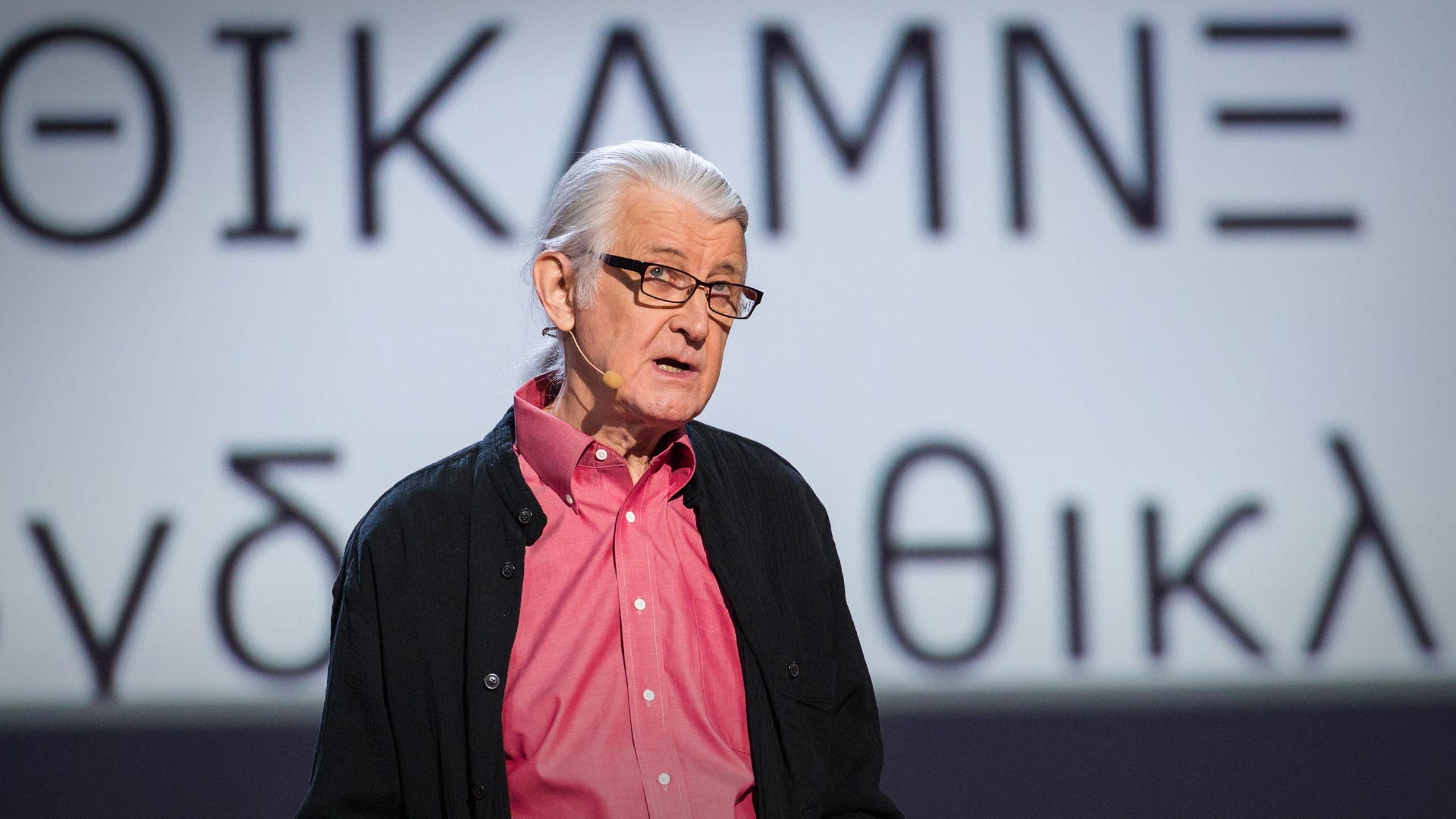 Matthew Carter: My life in typefaces thumbnail