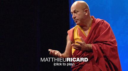 Matthieu Ricard e l'abitudine alla felicità
