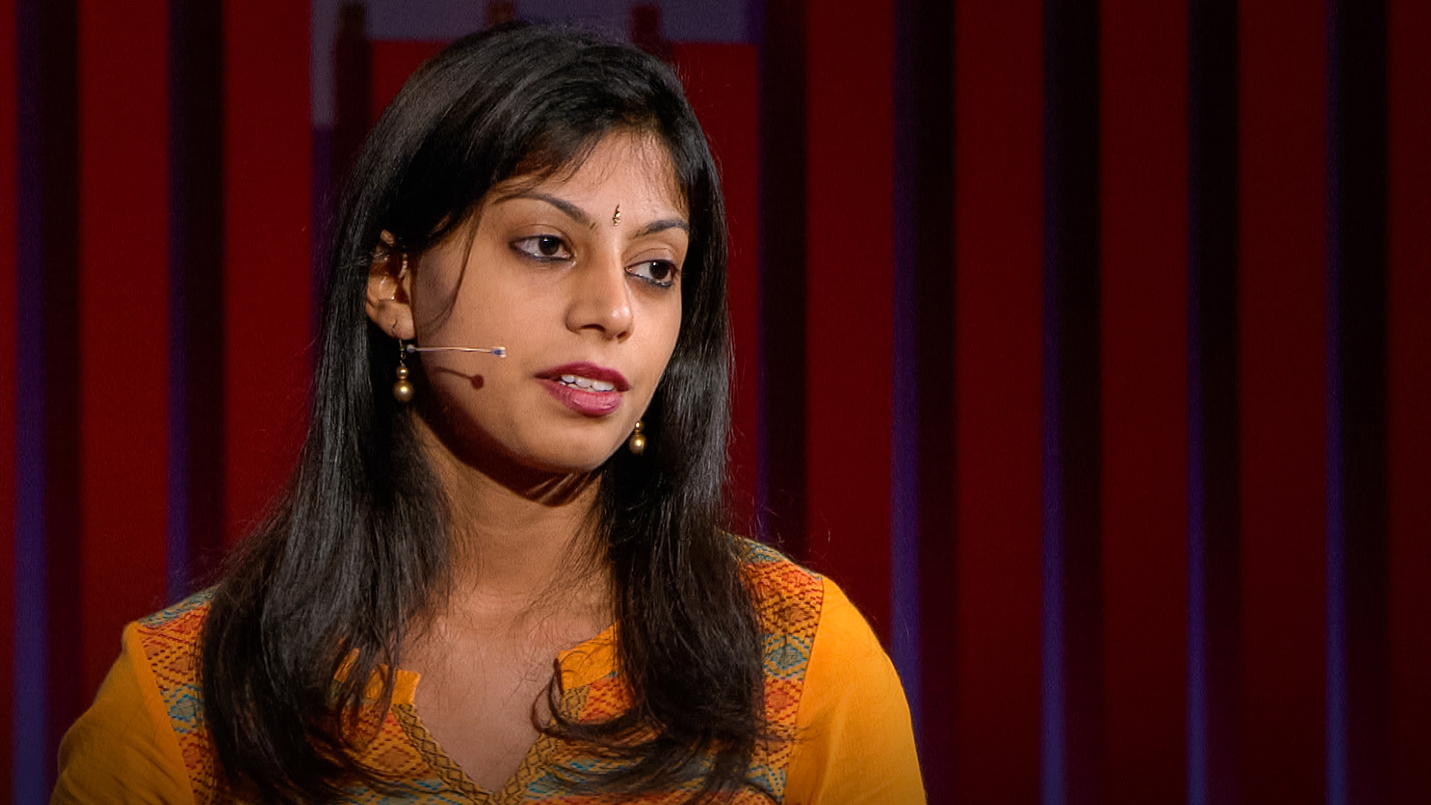 Meera Vijayann: Find your voice against gender violence thumbnail