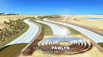 Michael Pawlyn: Usare la genialità della natura in architettura
