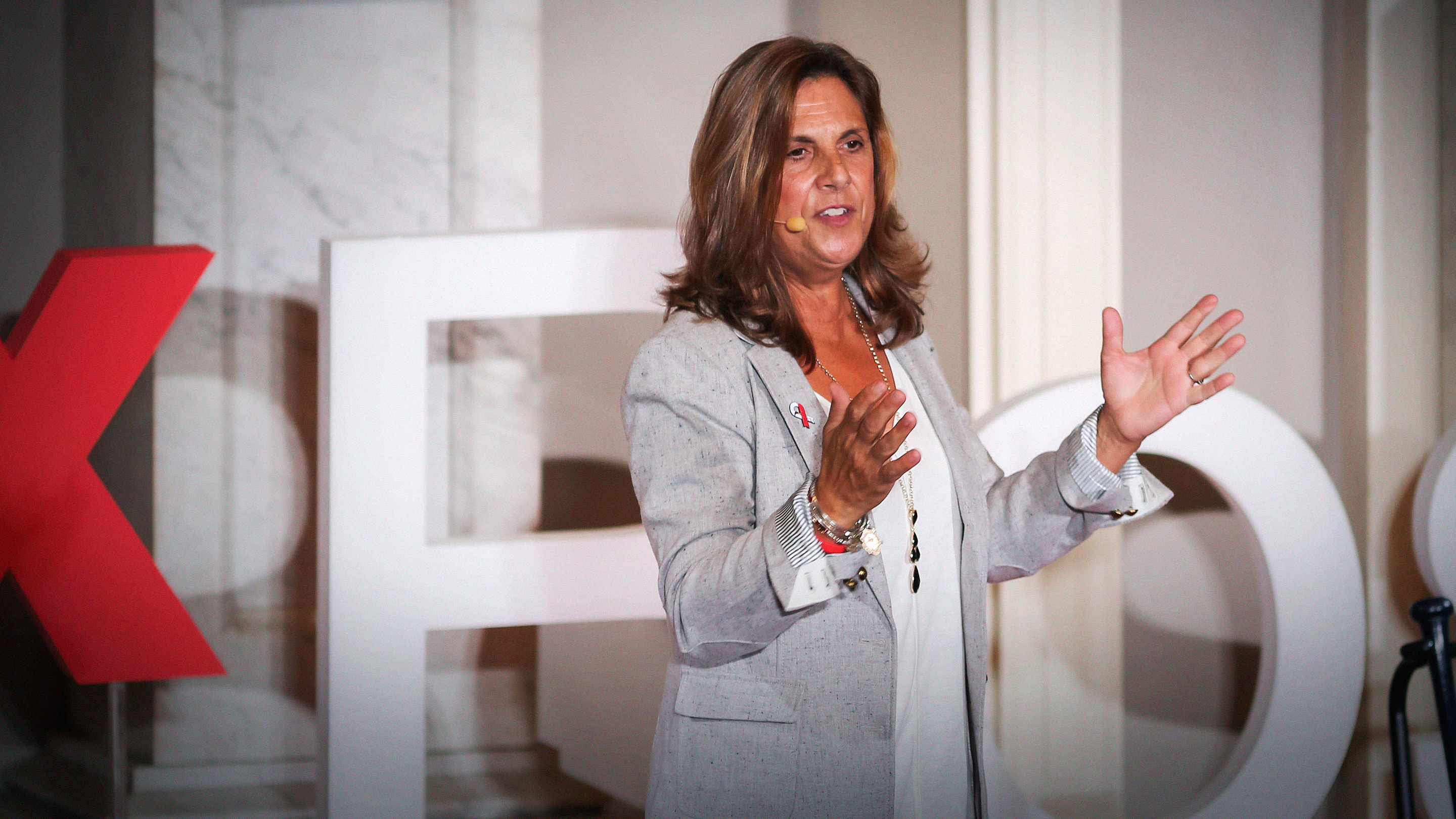 Nancy Frates: Why my family started the ALS Ice Bucket Challenge. The rest is history thumbnail