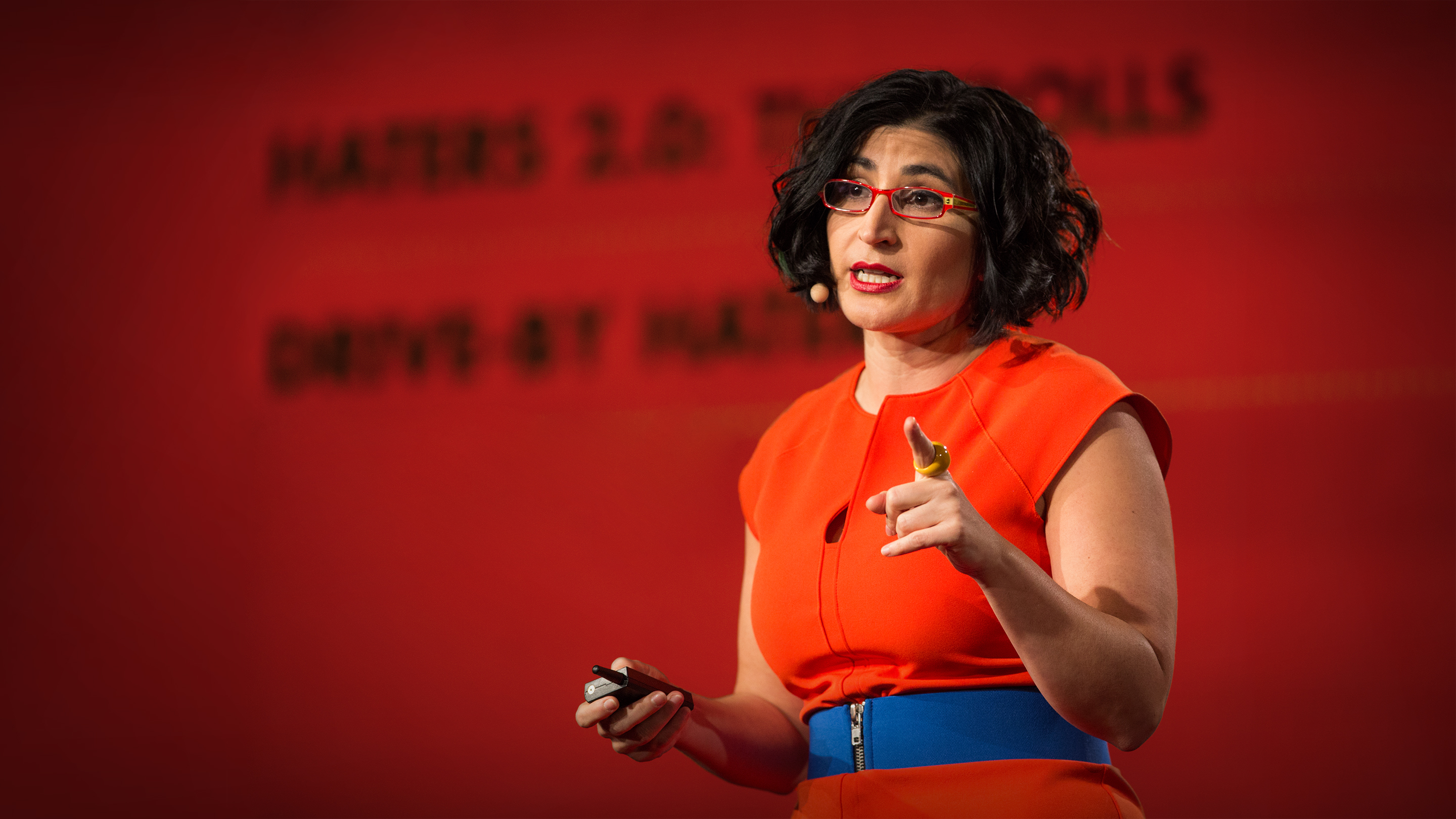 Negin Farsad: A highly scientific taxonomy of haters thumbnail
