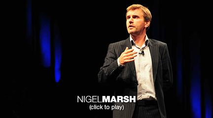 Nigel Marsh: How to make work-life balance work