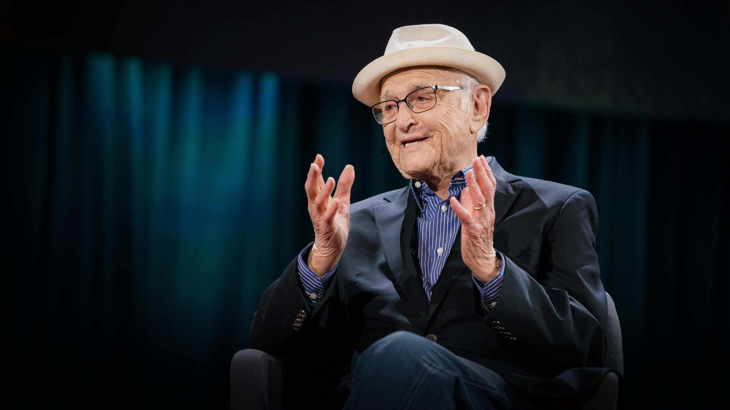 Norman Lear: An entertainment icon on living a life of meaning thumbnail