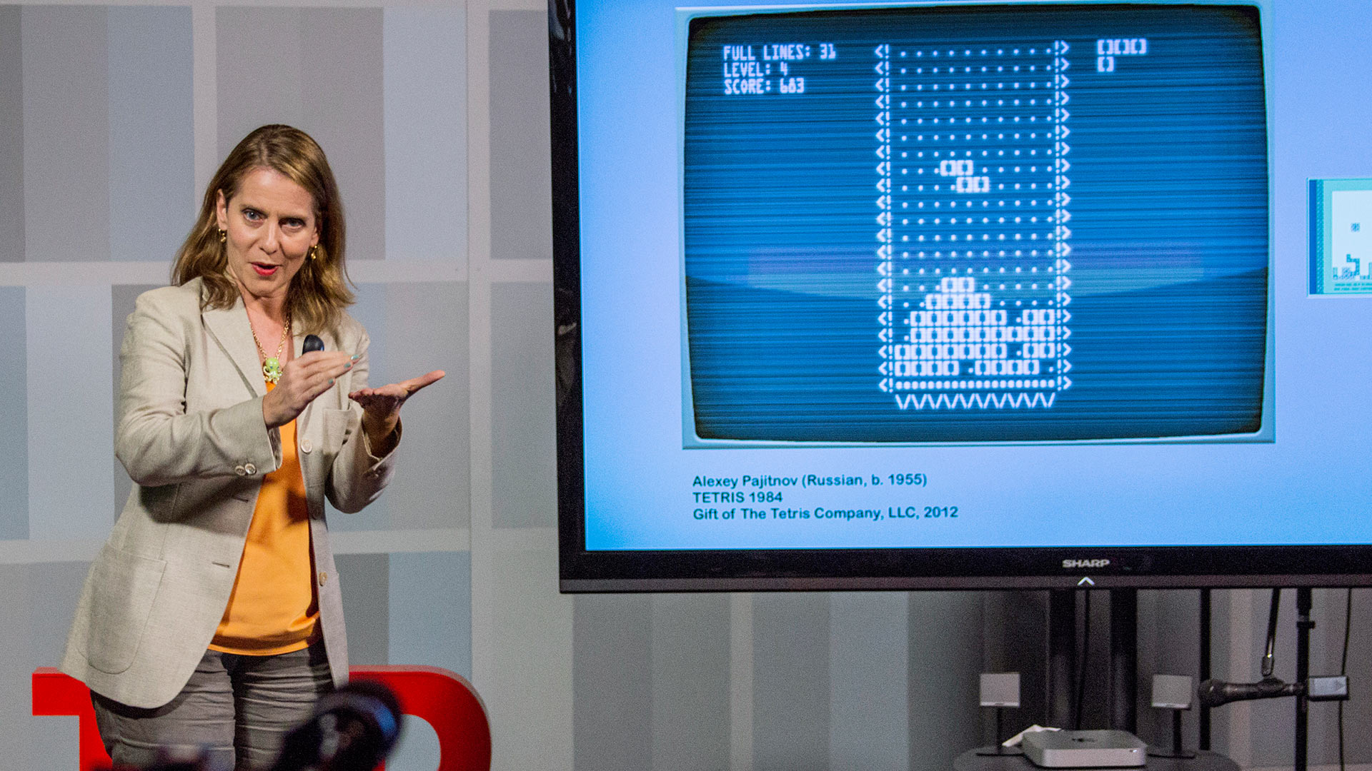 Paola Antonelli: Why I brought Pac-Man to MoMA thumbnail