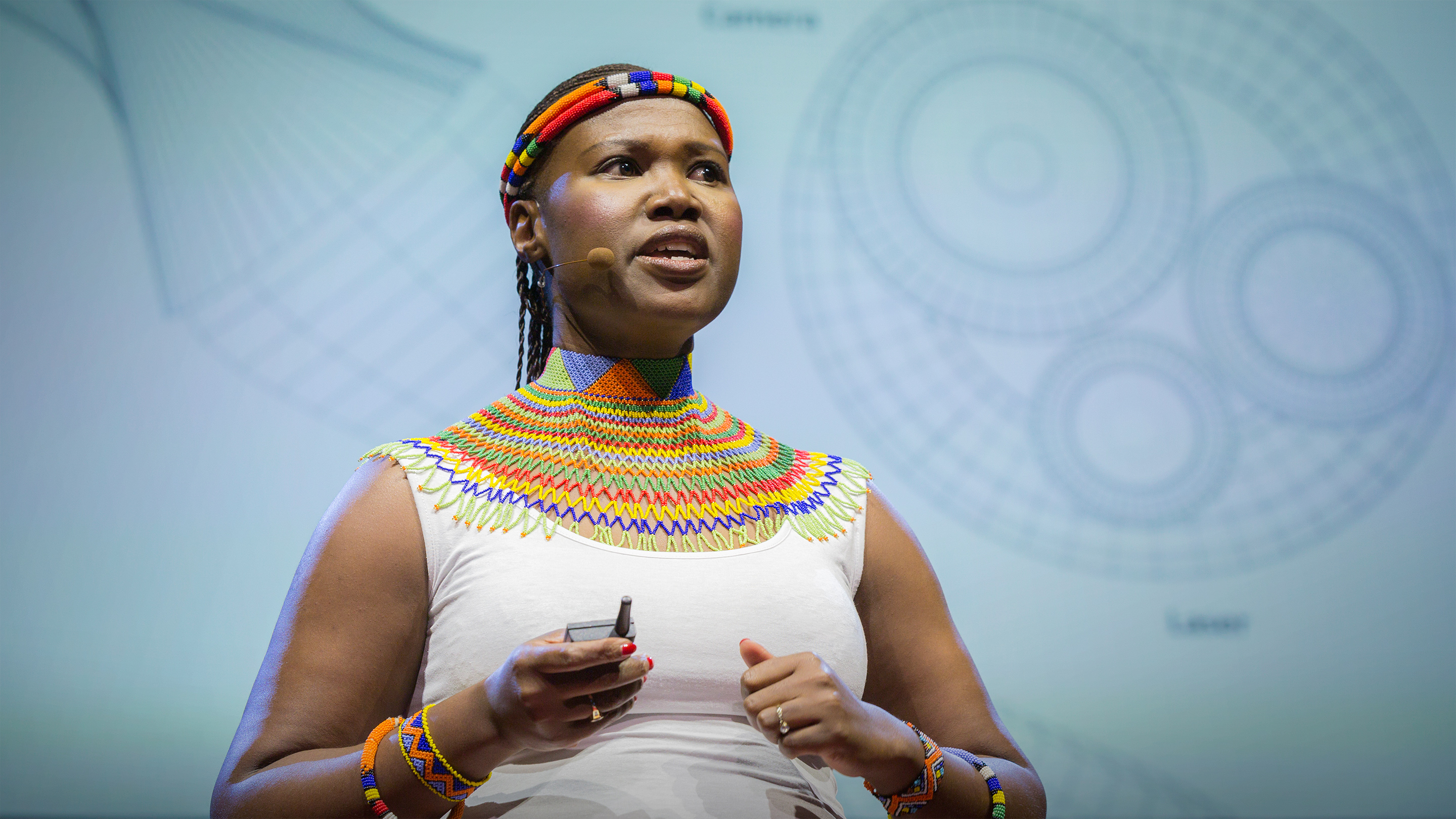 Patience Mthunzi: Could we cure HIV with lasers? thumbnail