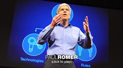 Paul Romer: La prima città a statuto speciale del mondo?