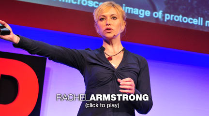Rachel Armstrong: Architettura che si autoripara?