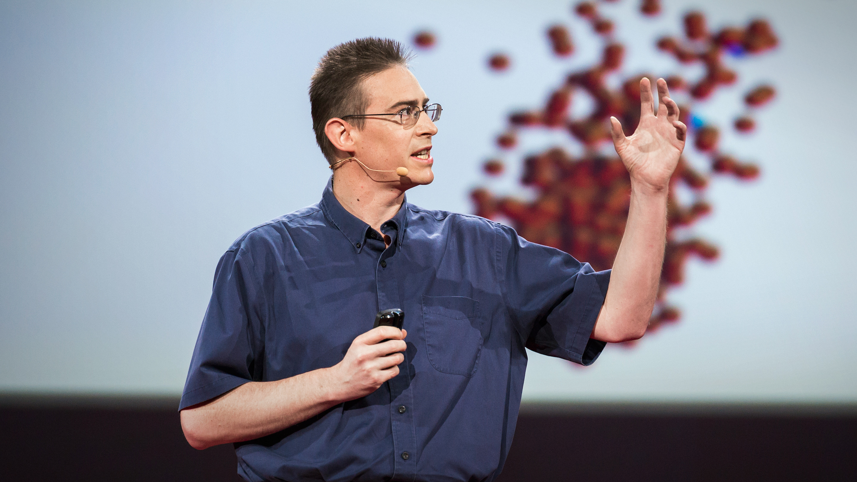 Rob Knight: How our microbes make us who we are thumbnail