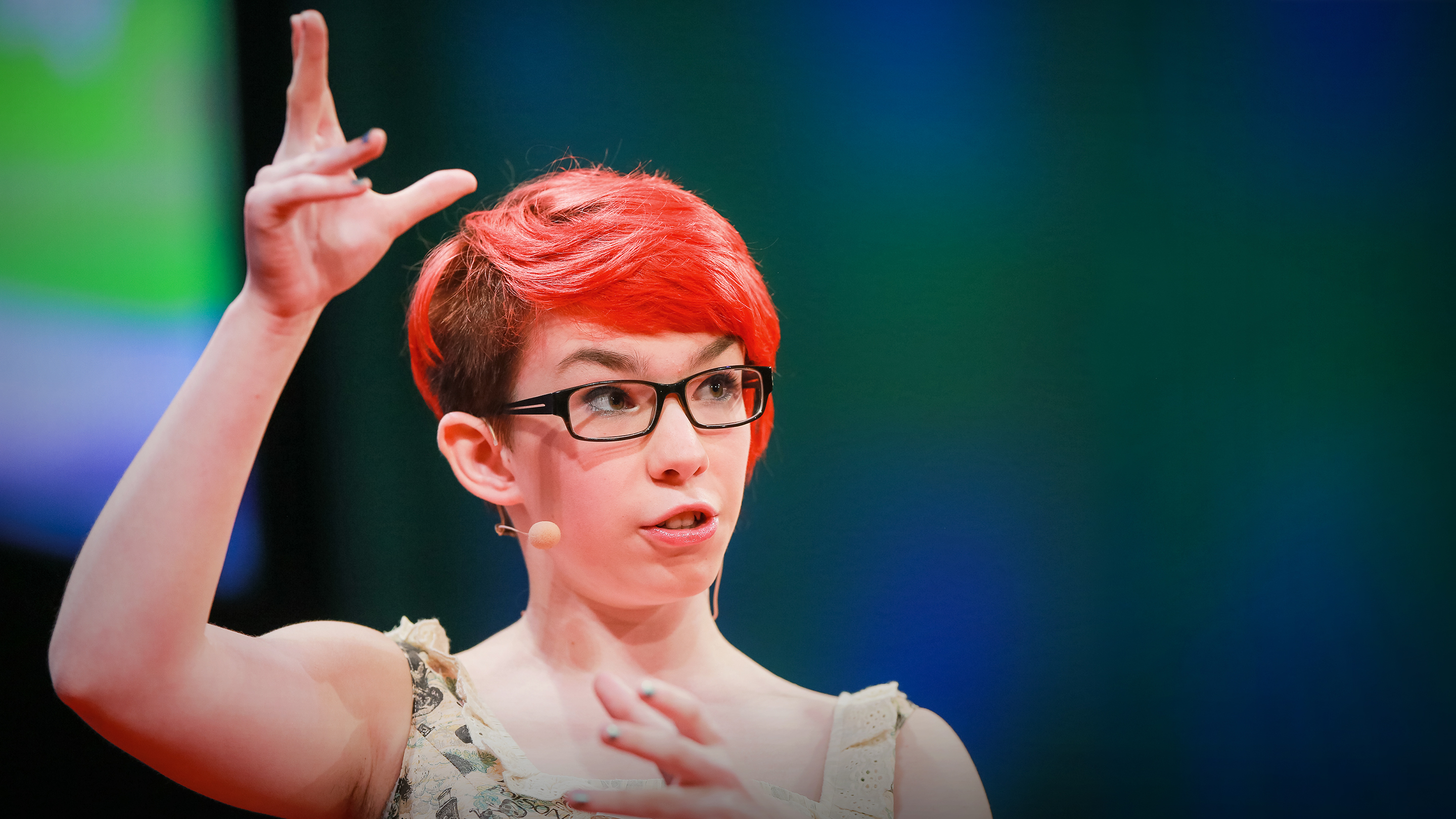 Rosie King: How autism freed me to be myself thumbnail