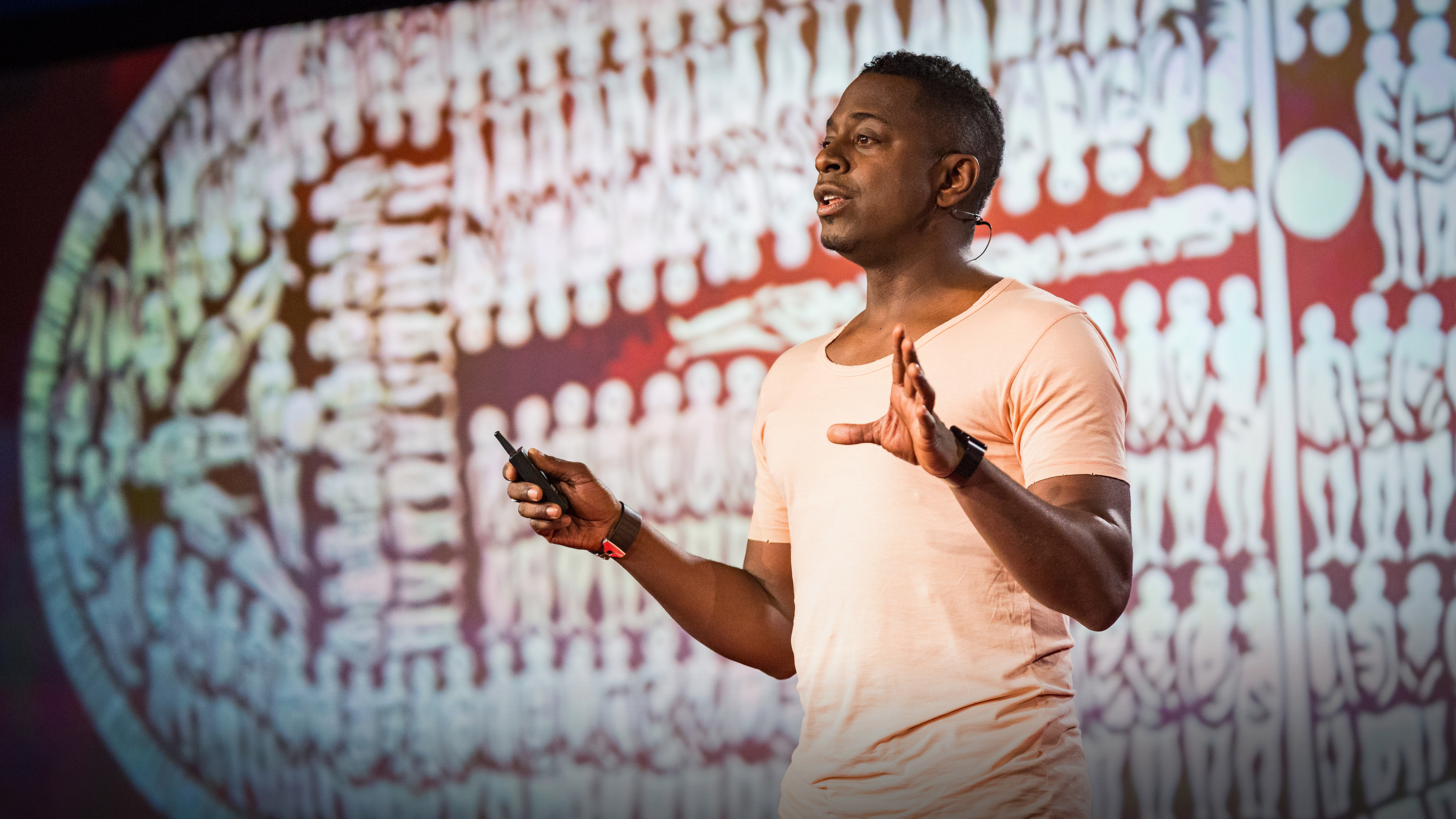 Sanford Biggers: An artist's unflinching look at racial violence thumbnail