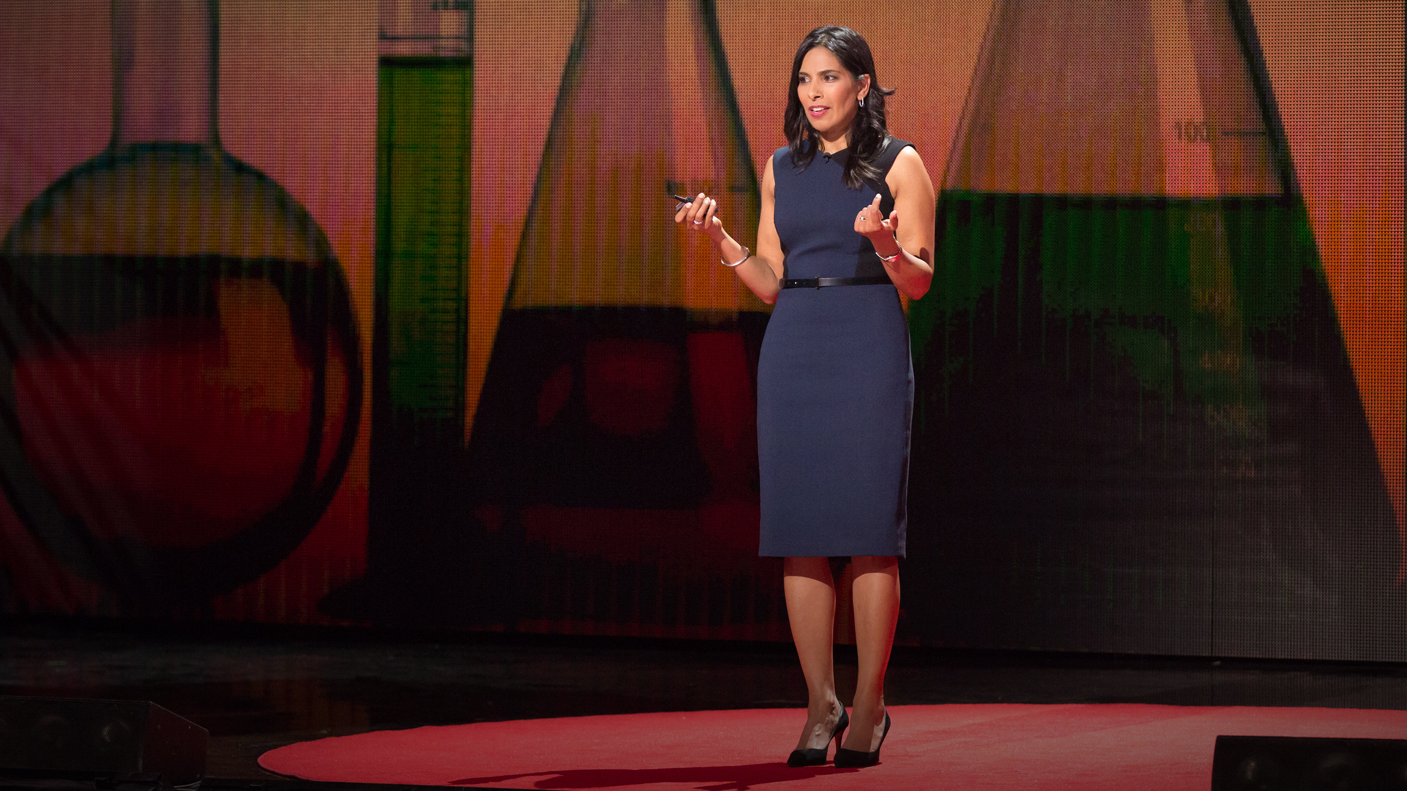 Sangeeta Bhatia: This tiny particle could roam your body to find tumors thumbnail