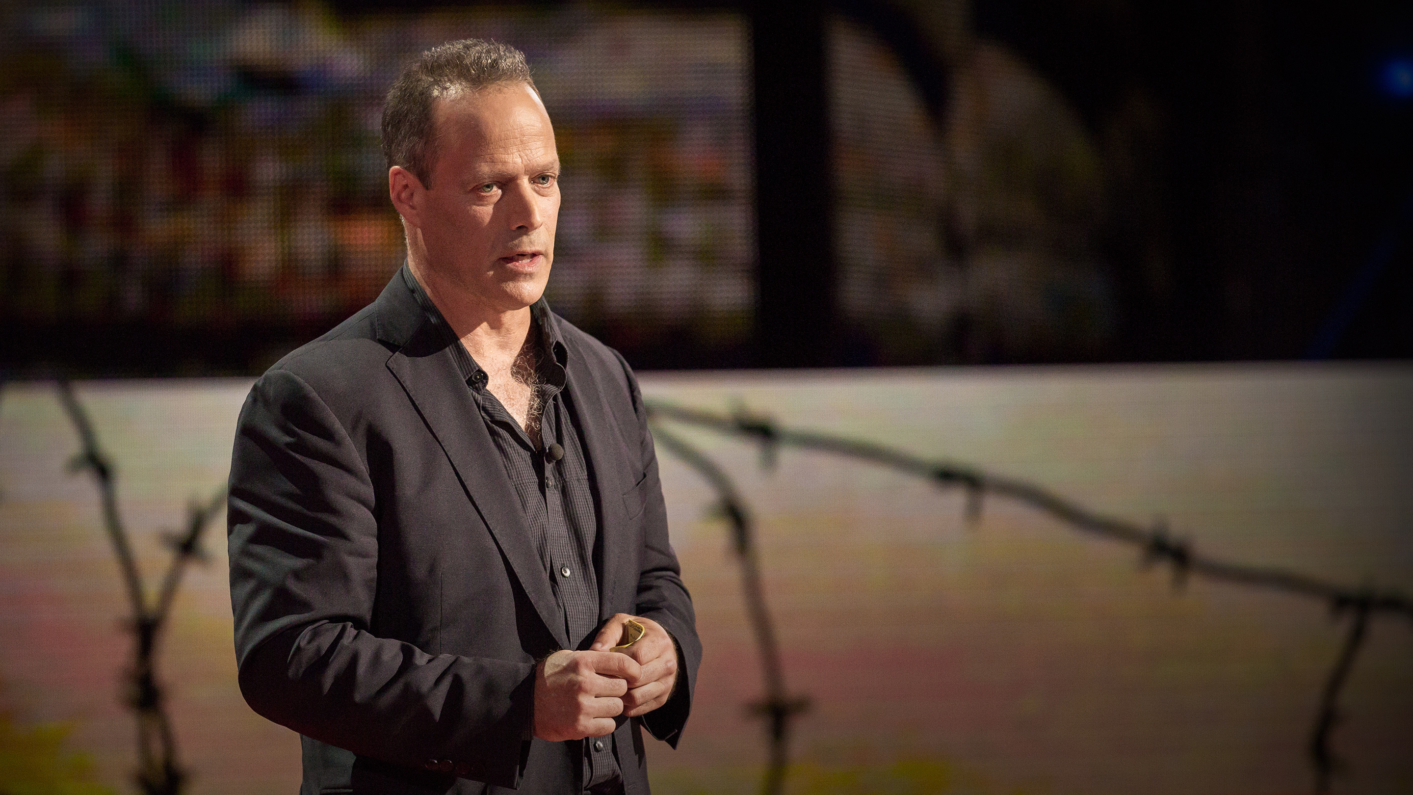 Sebastian Junger: Our lonely society makes it hard to come home from war thumbnail