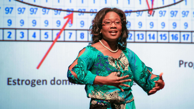 Talithia Williams: Own your body's data thumbnail