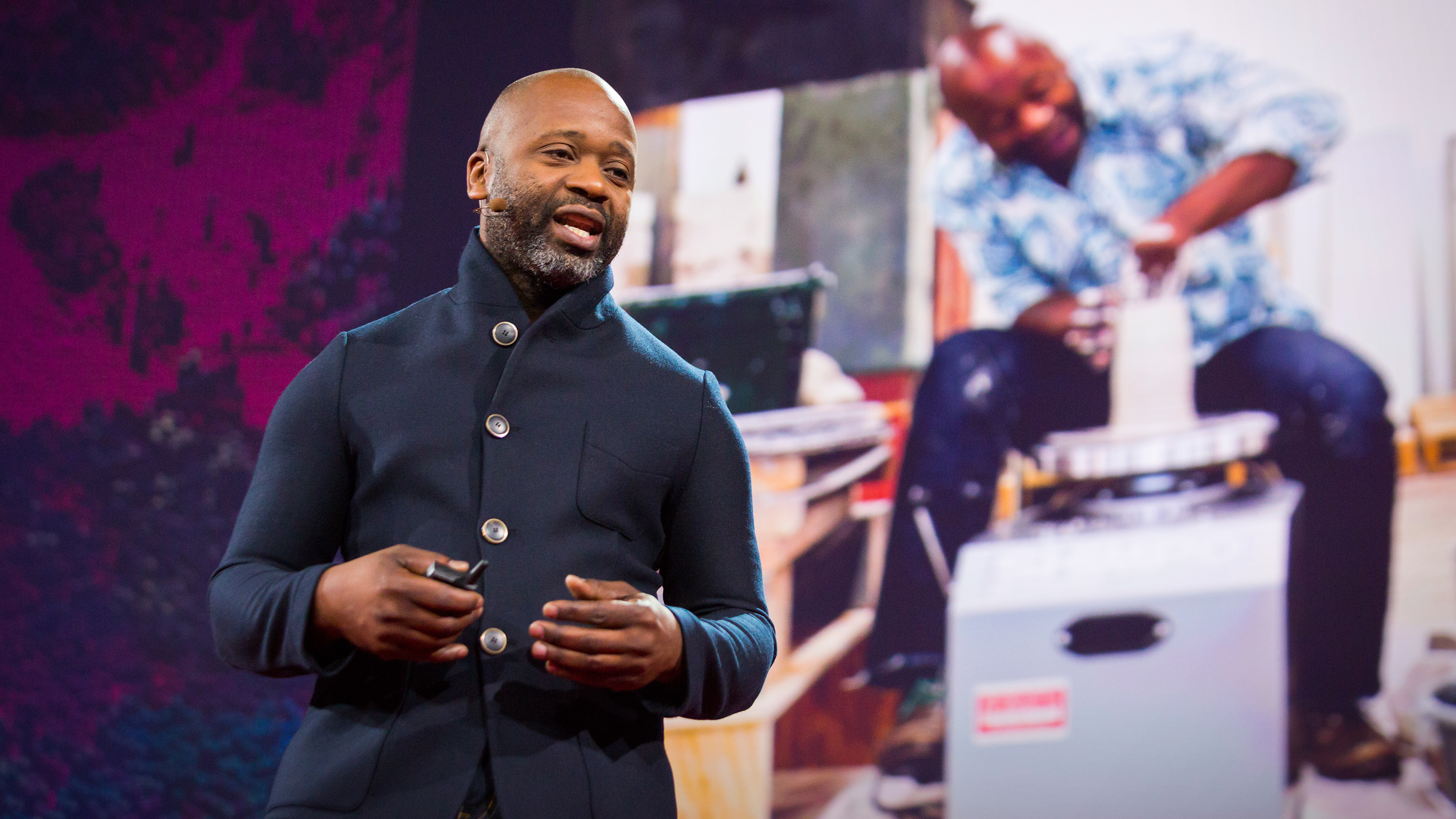 Theaster Gates: How to revive a neighborhood: with imagination, beauty and art thumbnail