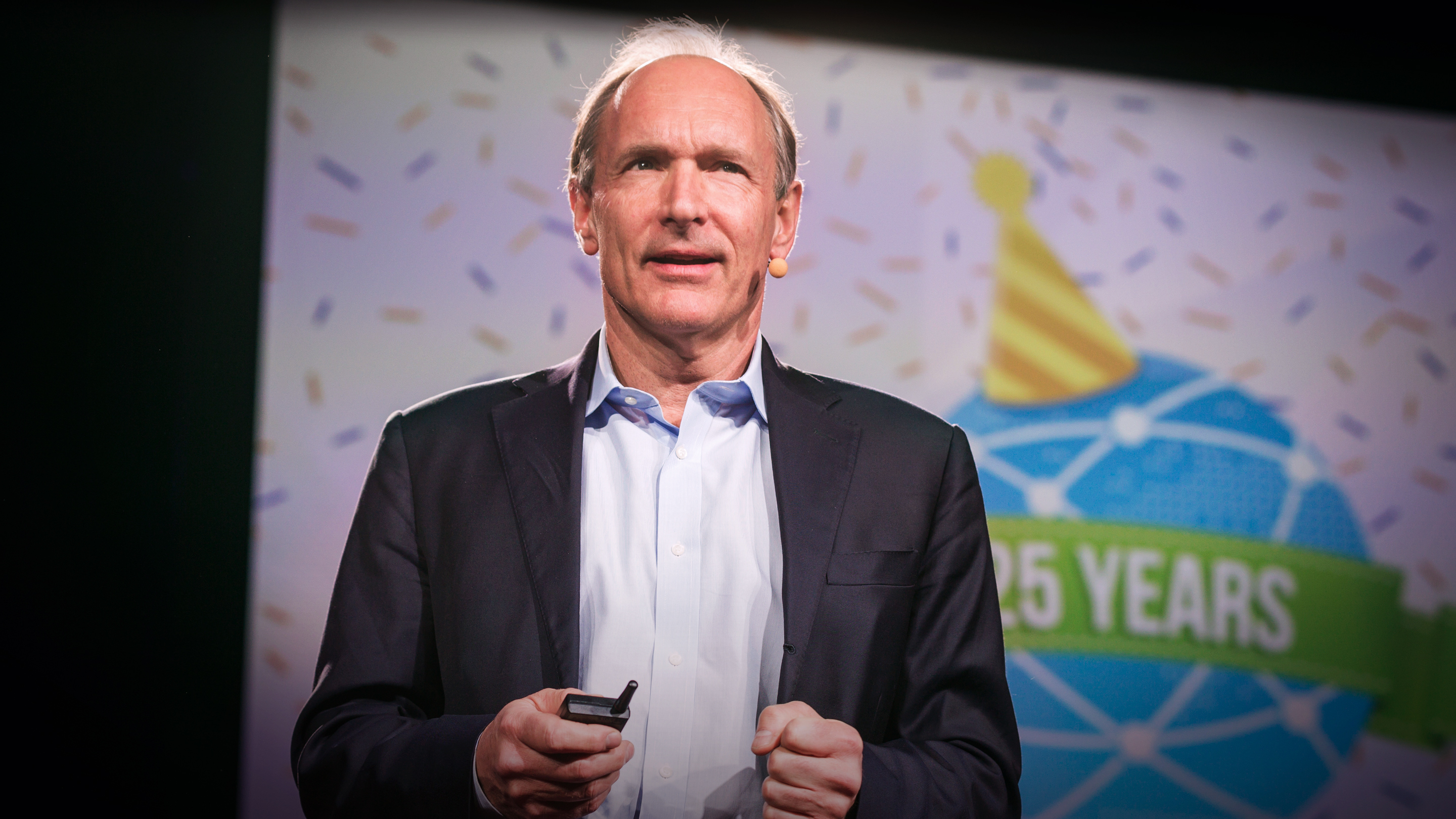 Tim Berners-Lee: A Magna Carta for the web thumbnail