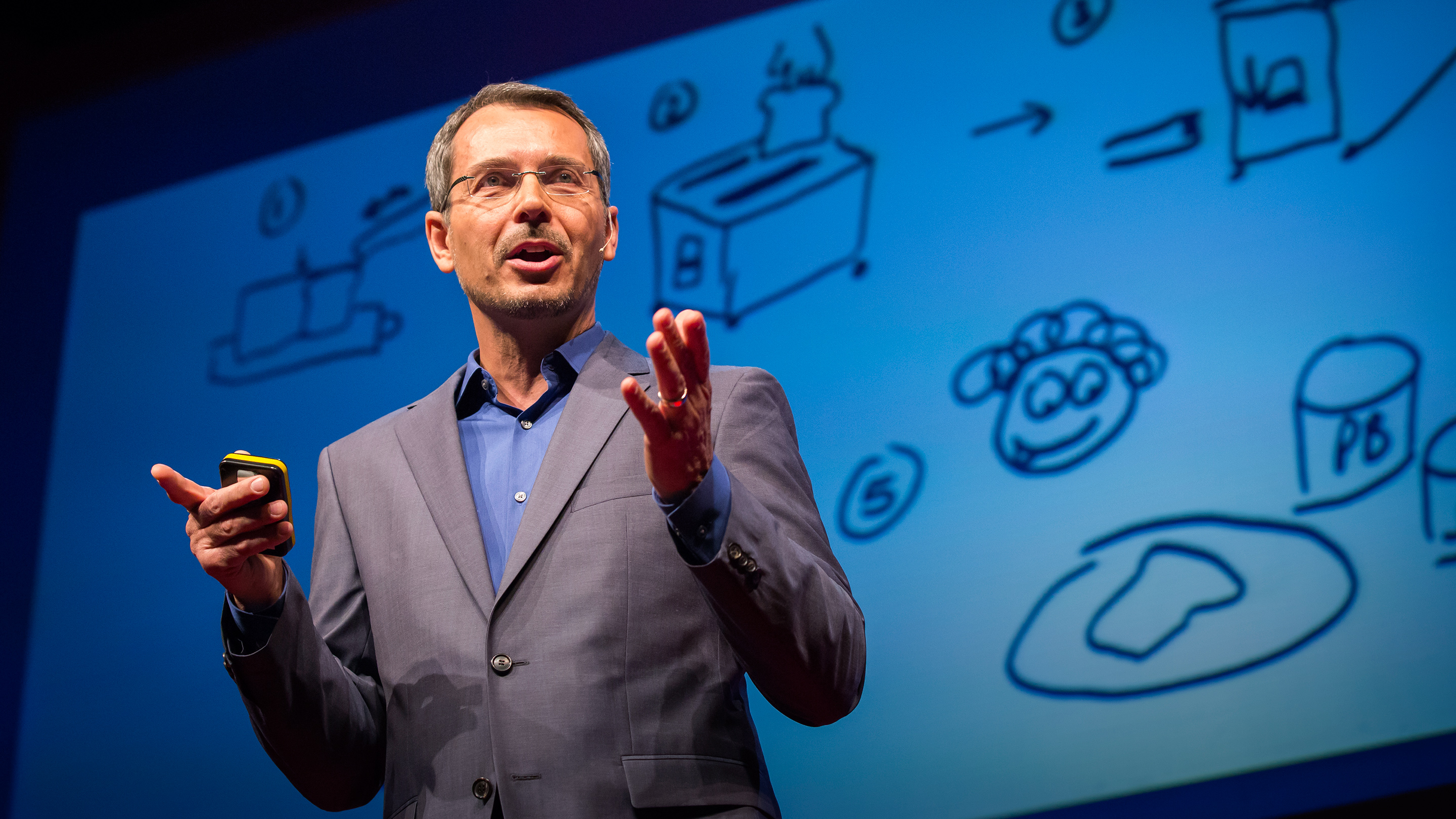 Tom Wujec: Got a wicked problem? First, tell me how you make toast thumbnail
