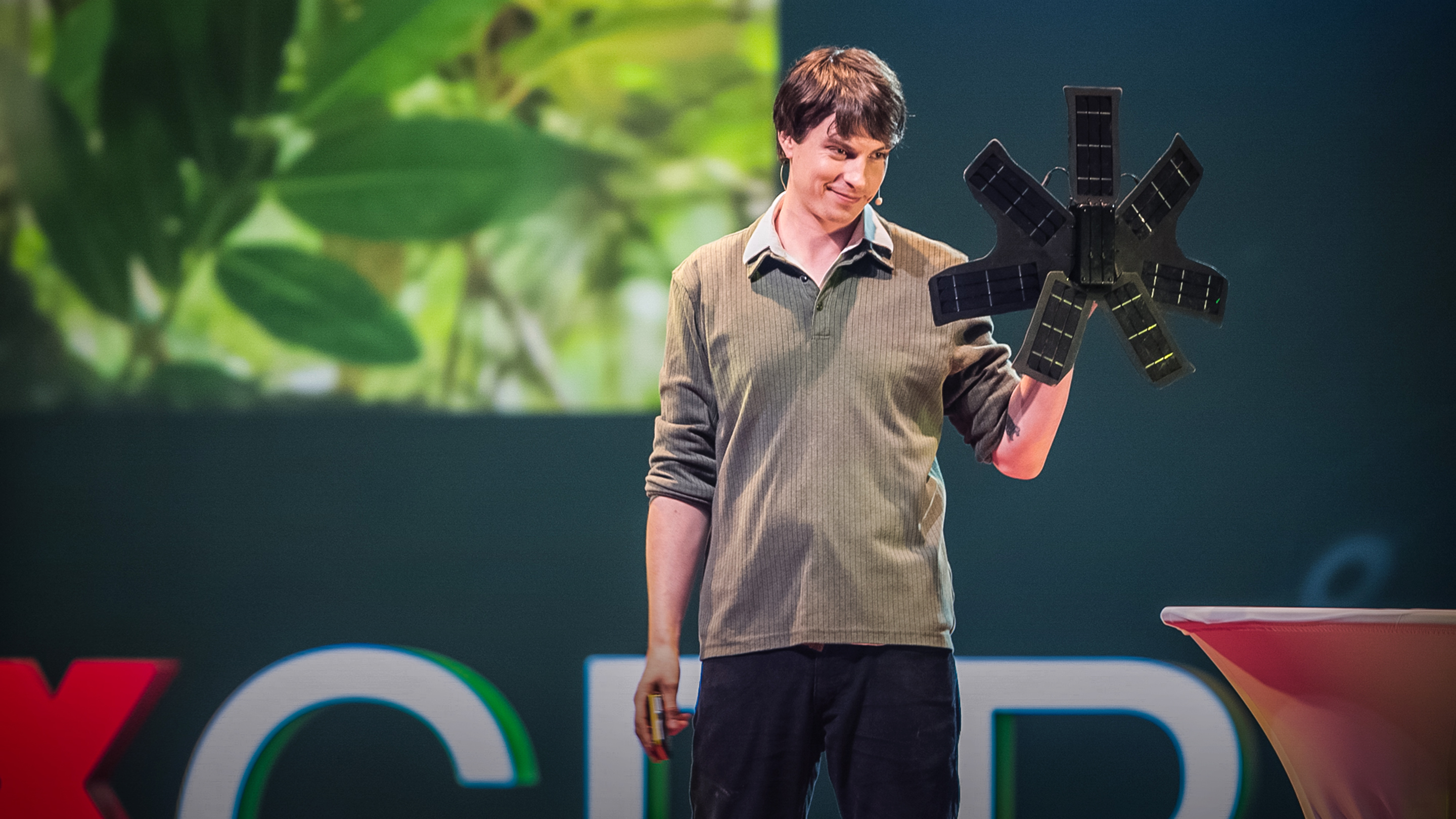 Topher White: What can save the rainforest? Your used cell phone thumbnail