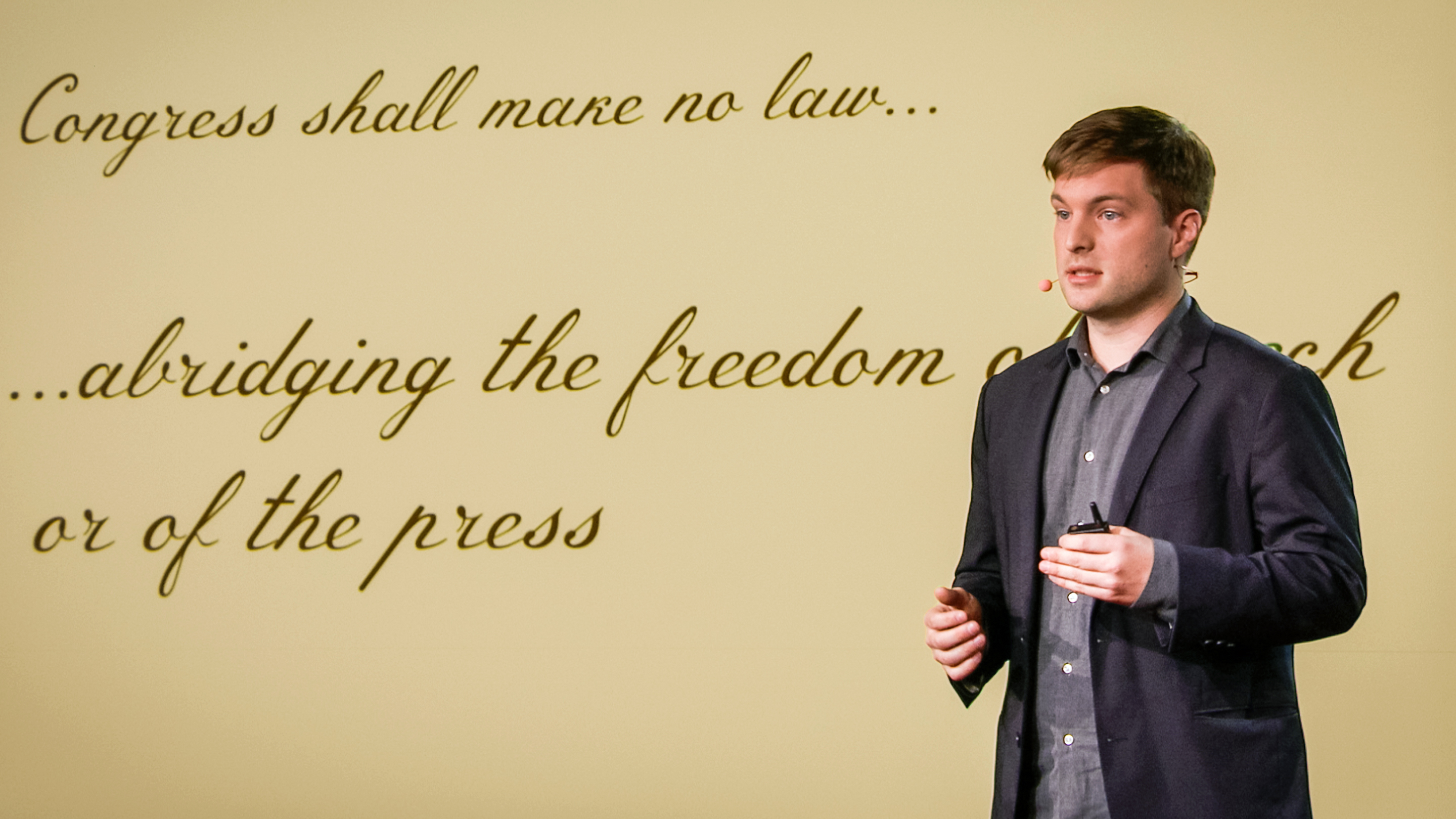 Trevor Timm: How free is our freedom of the press? thumbnail
