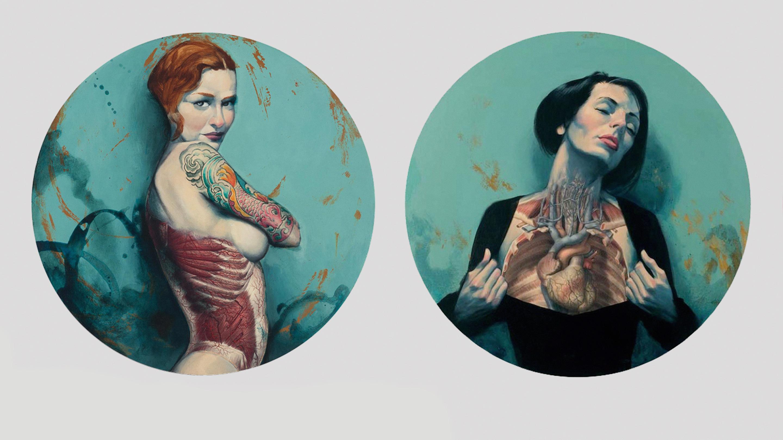 Vanessa Ruiz: The spellbinding art of human anatomy thumbnail