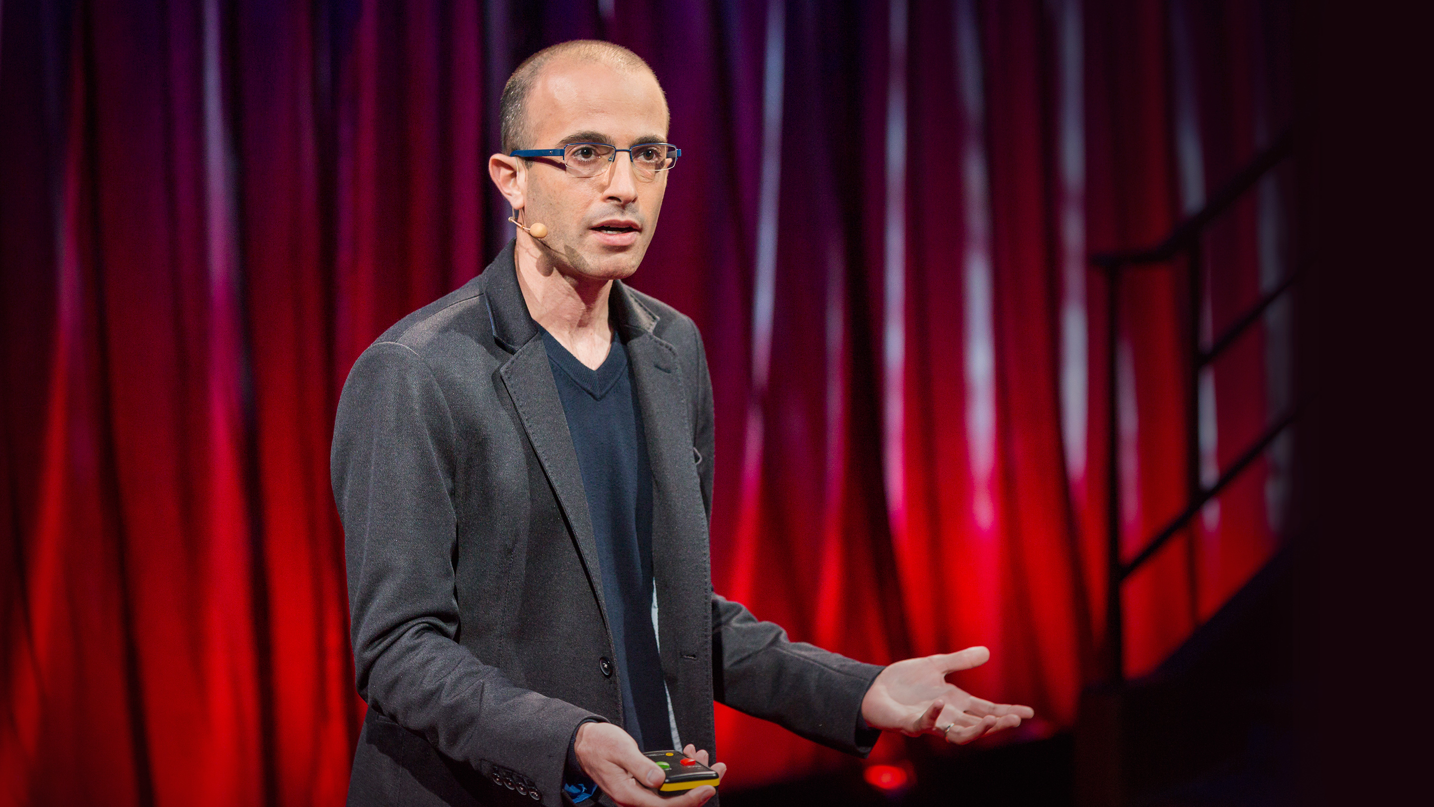 Yuval Noah Harari: What explains the rise of humans? thumbnail